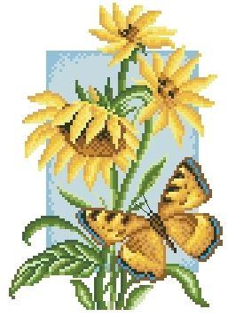 Вышивка крестом схема фэнтези бесплатно фото 715